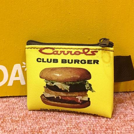 Mini Pouch Hamburger