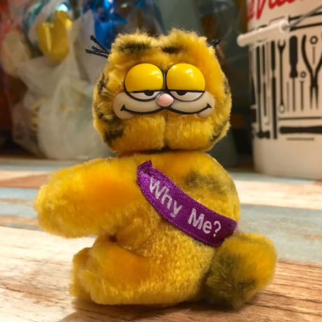 DAKIN Garfield Clip Doll A