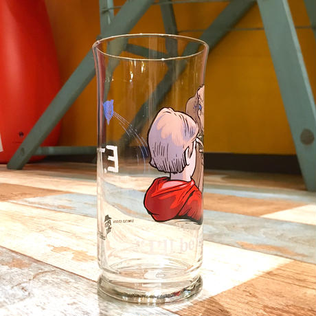 "E.T. Pizza Hut Glass ""It'll be right here"""