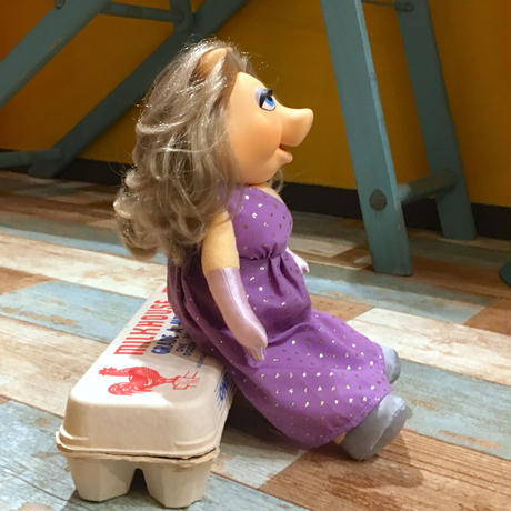 Miss Piggy Plush