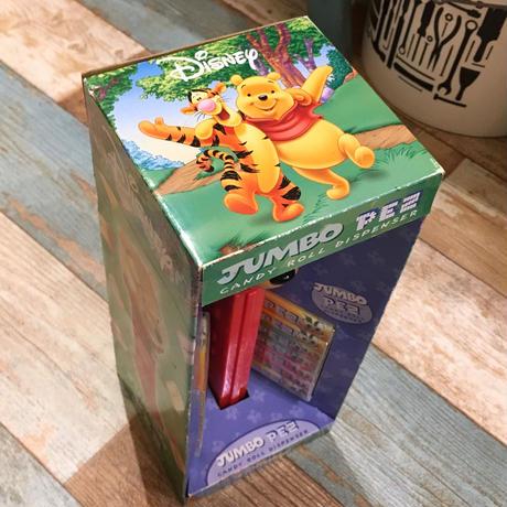 Jumbo PEZ Winnie the  Pooh