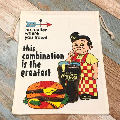 BIG BOY Drawstring Bag