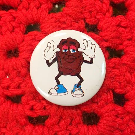 California Raisins Badge I