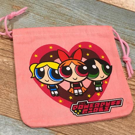 Power Puff Girls Drawstring Bag