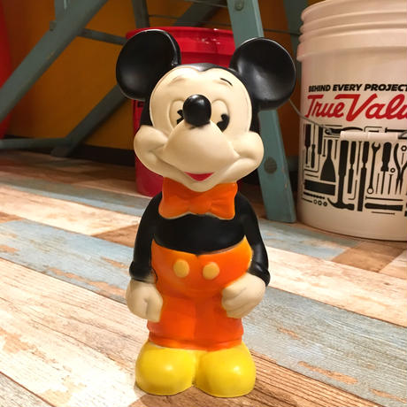 Mickey Mouse Vinyl Doll