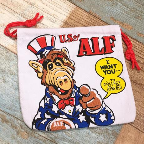 ALF Drawstring Bag