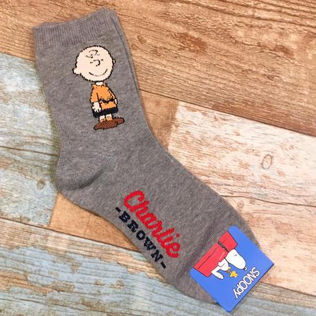 Peanuts Socks Charlie Brown