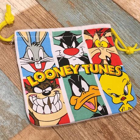 Looney Tunes Drawstring Bag