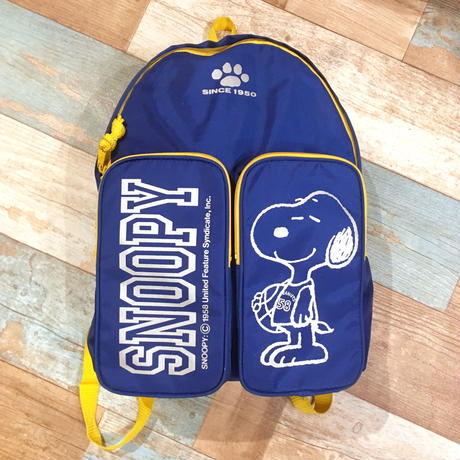 Peanuts Snoopy Back Pack