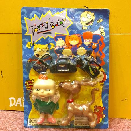 Rugrats Bootleg Figure Phil&Spike