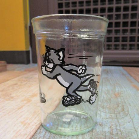 Welch Glass Tom&Jerry