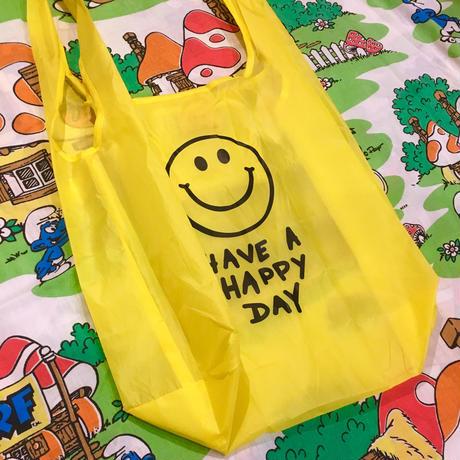 Smile Eco Bag Yellow