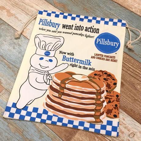Pillsbury  Doughboy Drawstring Bag