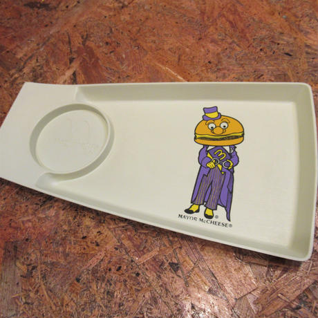 McDonald's Food Tray Mayor