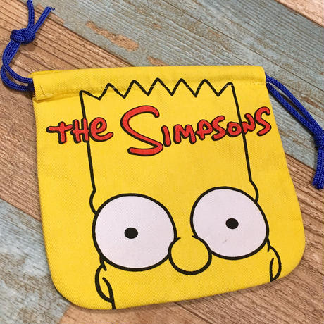 Simpsons Drawstring Bag