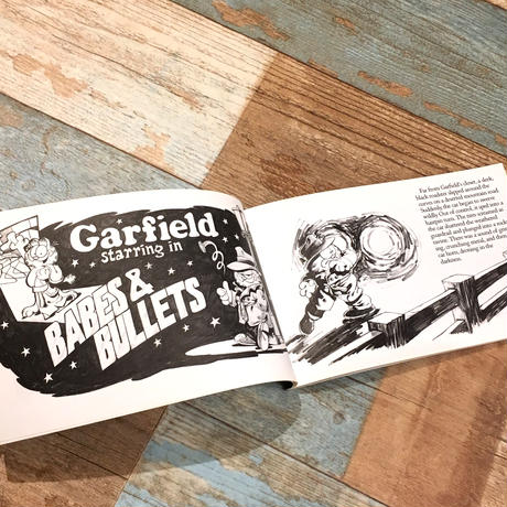 Garfield Book Babes&Bullets