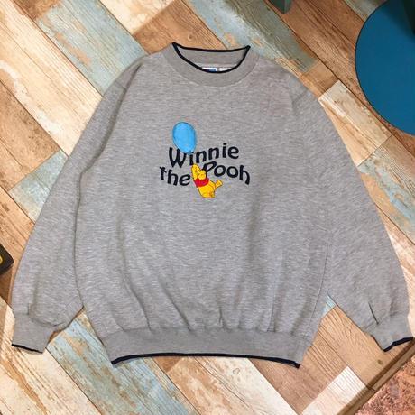 Winnie the Pooh Sweat Gray