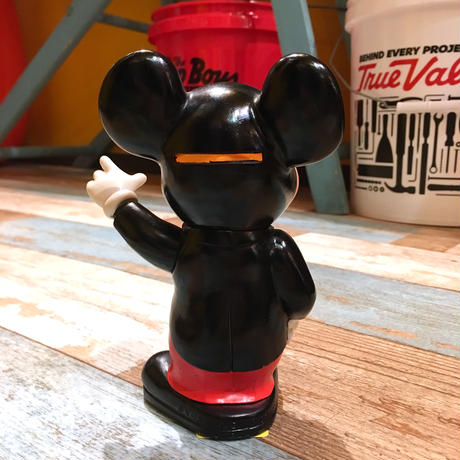 Mickey Mouse Coin Bank Korea