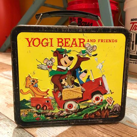 Hanna Barbera Yogi Bear Lunch Box