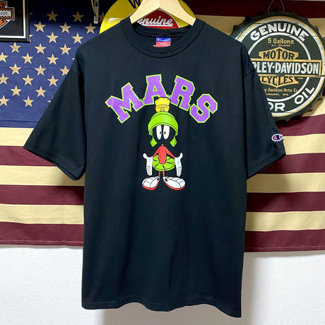 Looney Tunes Marvin ×  Champion T-shirt