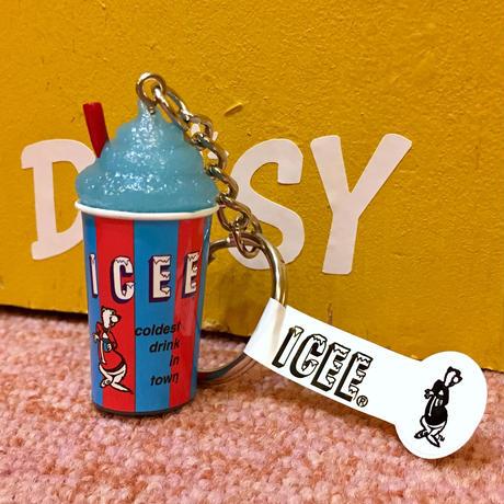 ICEE Keychain Blue