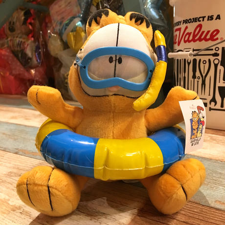 Garfield Plush