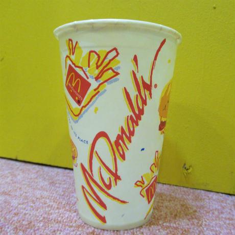 McDonald's Paper Cup S