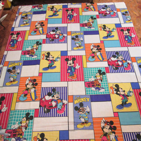 Mickey Mouse Sheet