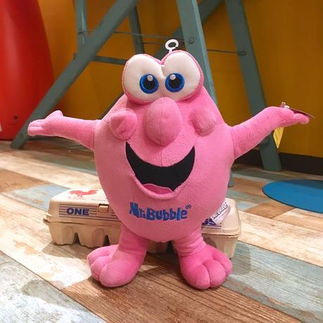 Mr.Bubble Plush B