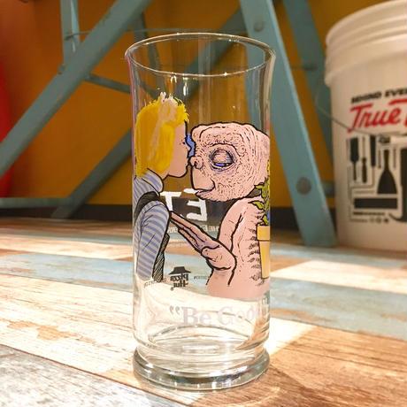 "E.T. Pizza Hut Glass ""Be Good"""