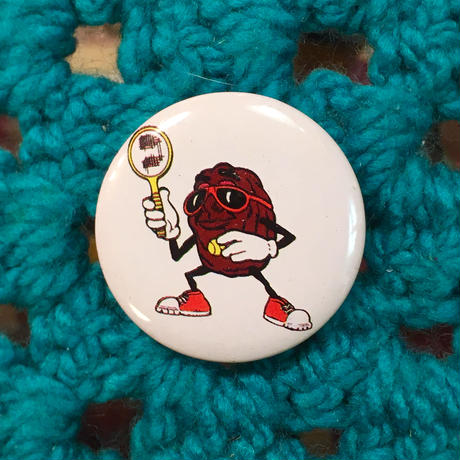 California Raisins Badge H