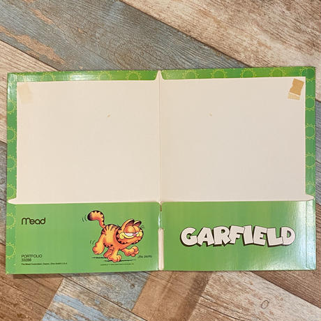 Garfield Paper File