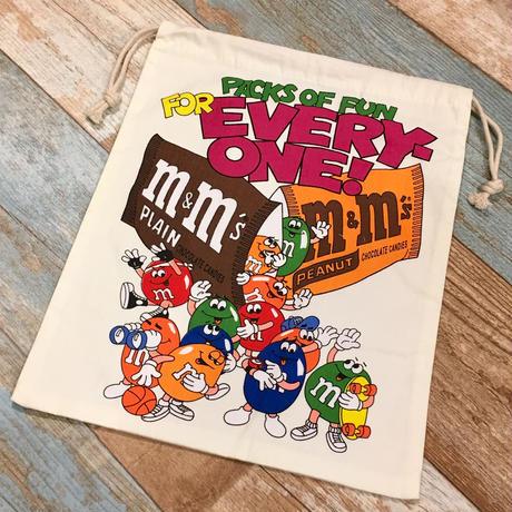 m&m's Drawstring Bag L