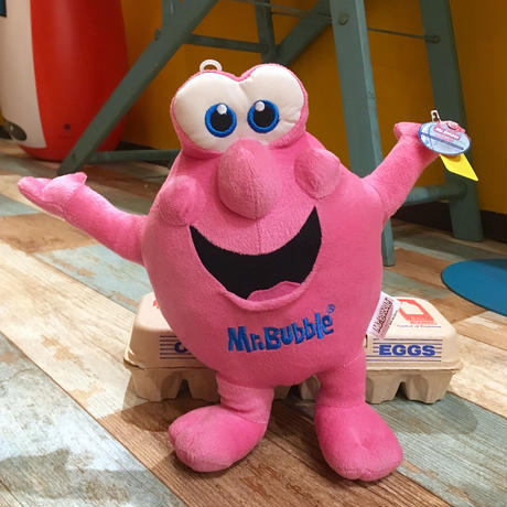 Mr.Bubble Plush A
