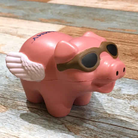 SPAM Pig Squeeze Figure
