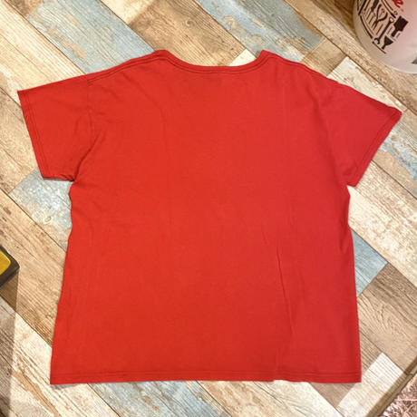 Western T-Shirt Red