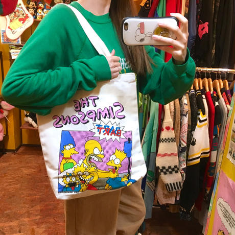 The Simpsons Tote Bag B