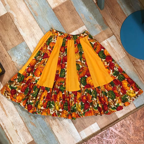 Pumpkin Skirt
