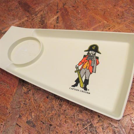 McDonald's Food Tray Captain Crook