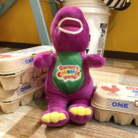 Barney Singing Plush