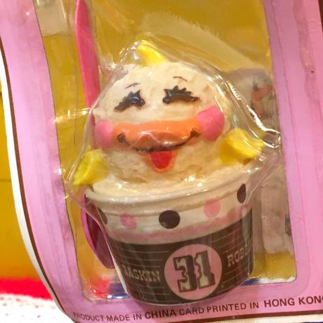 Baskin Robbins Duck in a cup