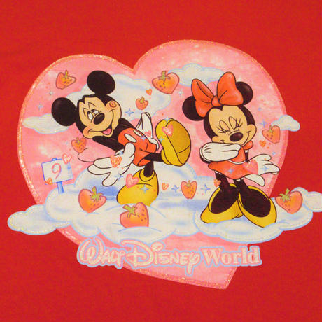 Mickey&Minnie T-shirt Heart