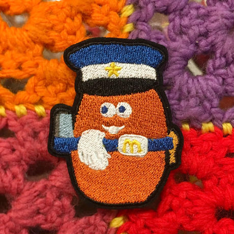 McDonald's Patch McNugget J