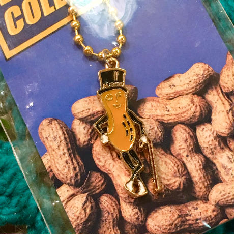 Planters Mr.Peanut Key Chain