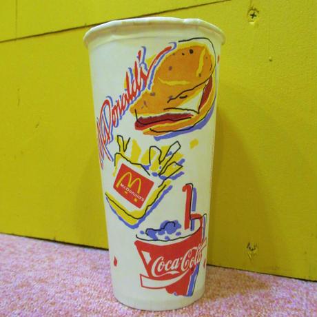 McDonald's Paper Cup