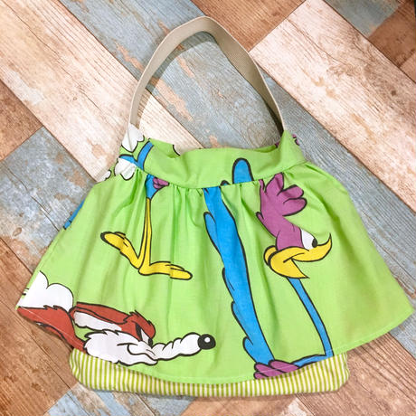 Wile.E Coyote & Road Runner Remake Bag