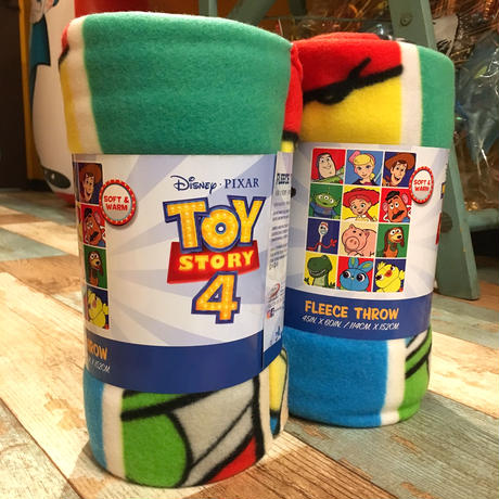TOY STORY4 Fleece Blanket