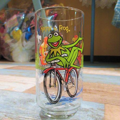 The Great Muppet Caper! Glass  Kermit