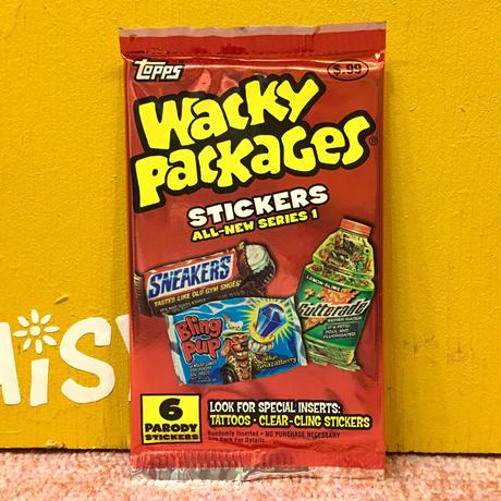 Wacky Package Sticker 2004