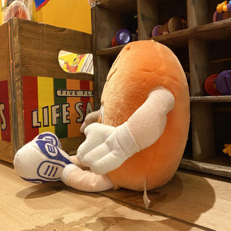 m&m's plush Orange
